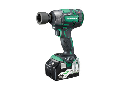 Hikoki-Hitachi 18V Brushless 12.7mm Impact Wrench - WR18DBDL2(HRZ)