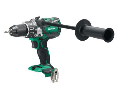 Hikoki-Hitachi 18V Brushless Impact (Hammer) Driver Drill - DV18DBL2(H4Z)