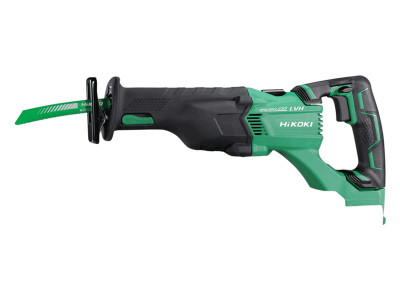 Hikoki-Hitachi 18V Brushless Reciprocating Saw - CR18DBL(H4Z)