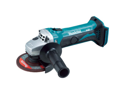 Makita 18V Mobile 115mm Slide Switch Angle Grinder - DGA452Z