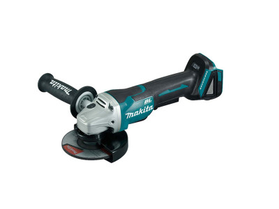 Makita 18V Mobile Brushless 125mm Paddle Switch Angle Grinder - DGA505Z