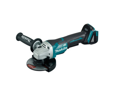 Makita 18V Mobile Brushless 125mm Paddle Switch Angle Grinder - DGA508Z