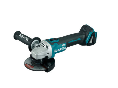 Makita 18V Mobile Brushless 125mm Slide Switch Angle Grinder - DGA504Z