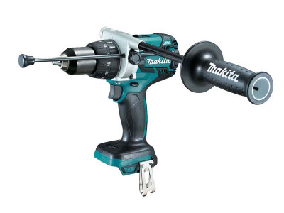 Makita 18V Mobile Brushless Heavy Duty Hammer Driver Drill - DHP481Z