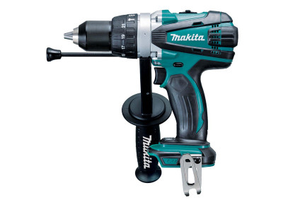 Makita 18V Mobile Heavy Duty Hammer Driver Drill - DHP458Z