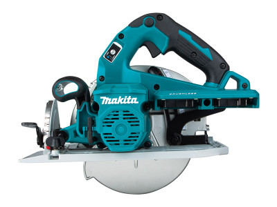 Makita 18Vx2 Brushless AWS 185mm Circular Saw - DHS781ZU