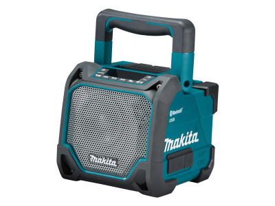 Makita Portable USB/Bluetooth Speaker - DMR202