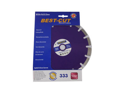 Best-Cut 333 Series Diamond Blade