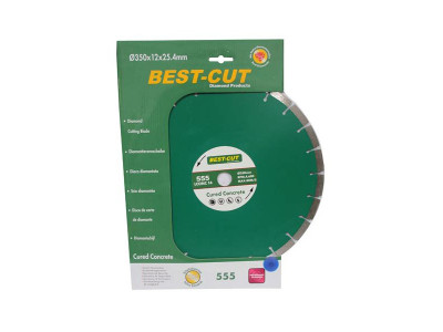 Best-Cut 555 Series Diamond Blade