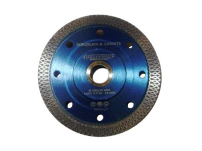 Dymaxion Diamond Blades Continuous Mesh Rim for All Ceramic Tiles, Stone and Marble