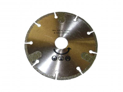 Dymaxion Diamond Blades Electroplated