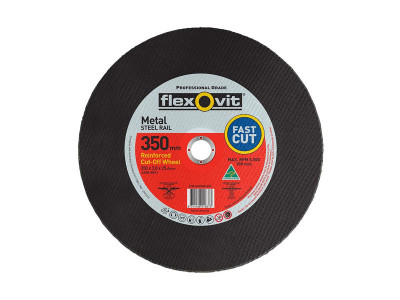 Flexovit 350mm x 3.8mm Cutting Disc