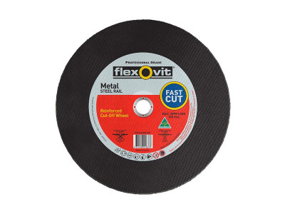 Flexovit 400mm x 4mm Cutting Disc