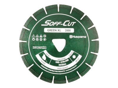 Husqvarna Soff-Cut XL-2000 Diamond Blade