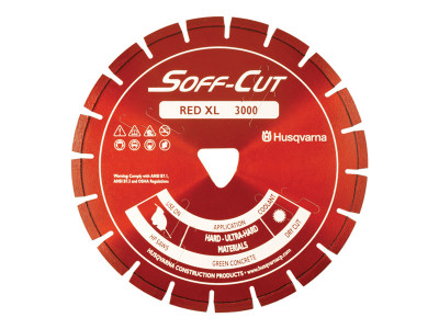 Husqvarna Soff-Cut XL-3000 Diamond Blade