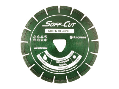 Husqvarna Soff-CutPV-2000 Diamond Blade