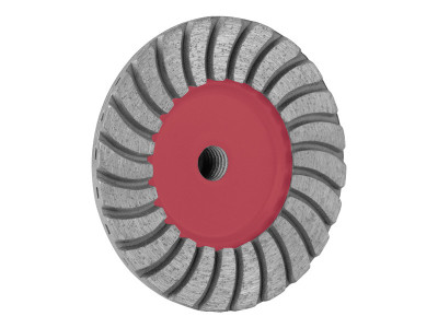 OX Professional PCTB Turbo Cup Wheel - 22.2mm bore