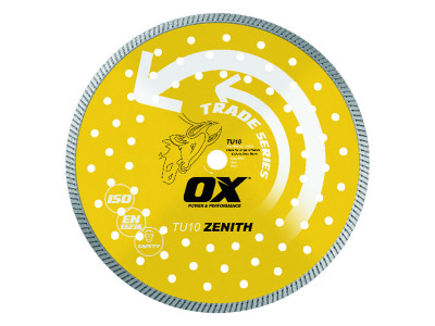 OX Trade Diamond Blade - Universal/Hard