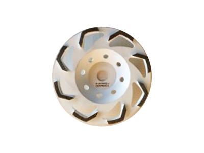 Tornado Diamond Fan Cup Wheel