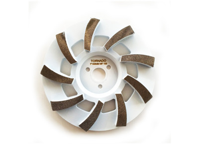 Tornado Diamond Low Profile Cup Wheels - Suits Many Grinding Machines