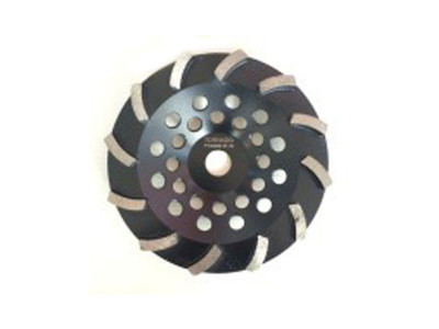 Tornado Diamond Turbo - Cup Wheel