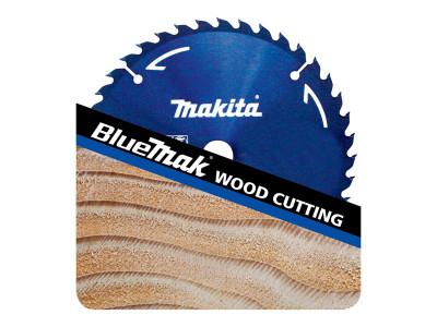 Makita BlueMak Saw Blades