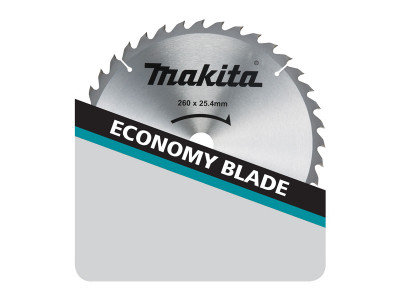Makita Economy Saw Blades