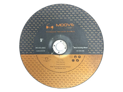 Moove Classic Grinding Discs