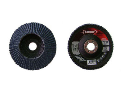 Rocket Double Density Flap Disc