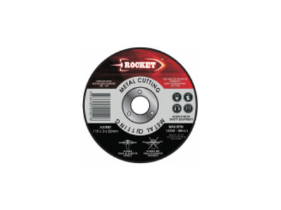 Rocket Standard Metal Cutting Disc