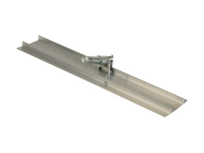 OX Professional Aluminium Bullfloat, Milled Finish