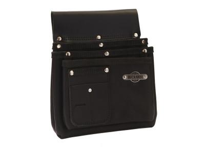 Buckaroo 3 Pocket Nailbag - Black