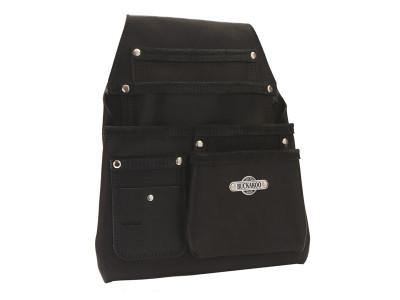 Buckaroo 4 Pocket Low Drop Bag - Black