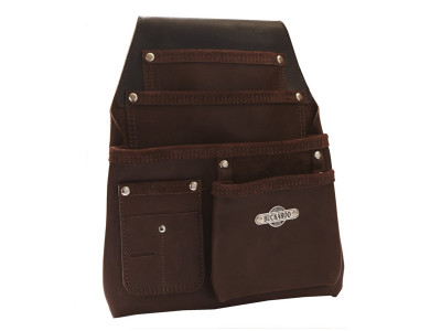 Buckaroo 4 Pocket Low Drop Bag - Brown