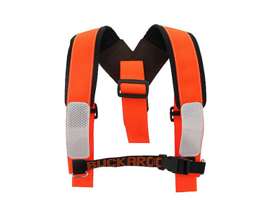 Buckaroo Shoulder Braces - Orange