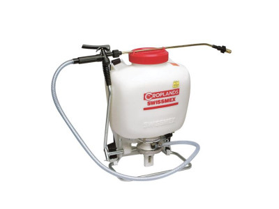 Swissmex Knapsack Sprayer with Piston/Diaphragm 15L