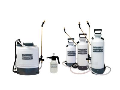 Swissmex Pressure Sprayer Solvent 9L