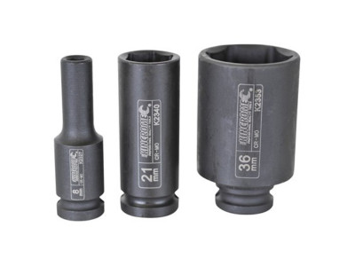 Kincrome Deep Impact Sockets 1/2