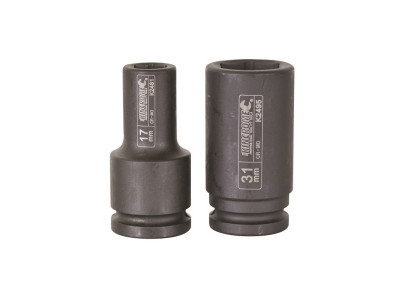 Kincrome Deep Impact Sockets 3/4