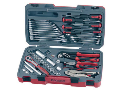 Tengtools 48 pc - 3/8' Dr Socket & Tool Set