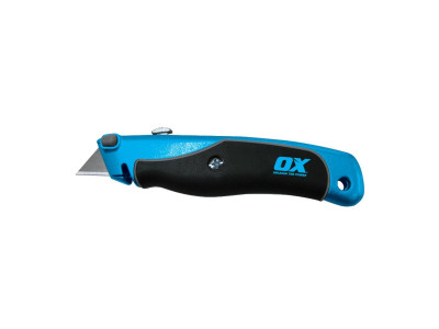 OX Professional Soft Grip Utility Knife