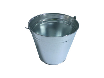 Queen Metal Bucket 15L