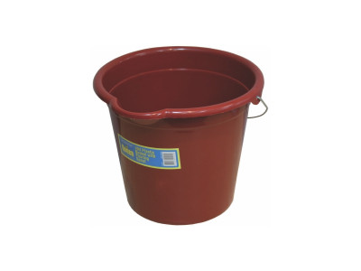 Queen Plastic Bucket 10L