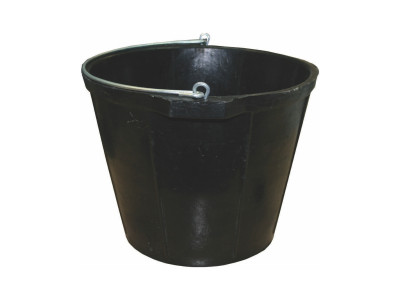 Queen Rubber Bucket Concreters 10L