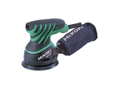 Hikoki-Hitachi 125mm Random Orbital Sander with Variable Speed - SV13YA(H1Z)