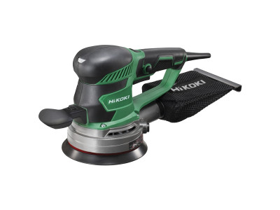 Hikoki-Hitachi 150mm Random Orbital Sander with Variable Speed - SV15YC(H1Z)