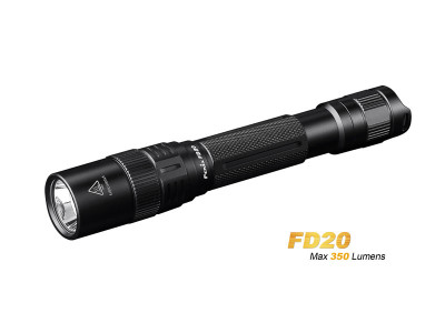 Fenix FD20 - 350 Lumens Focusable LED Torch