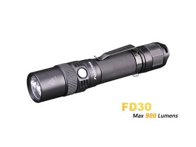 Fenix FD30 - 900 Lumens Focusable LED Torch