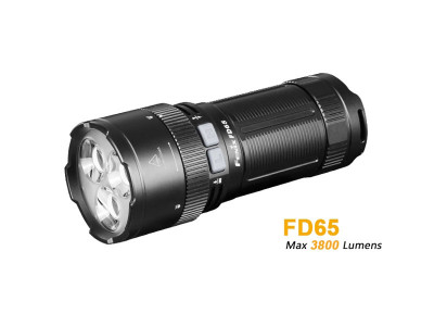 Fenix FD65 - 3800 Lumens Focusable LED Torch