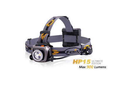 Fenix HP15UE - 900 Lumens LED Headlamp